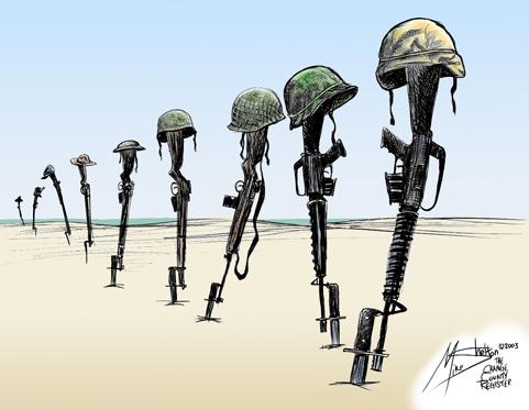 MemorialDayCartoon